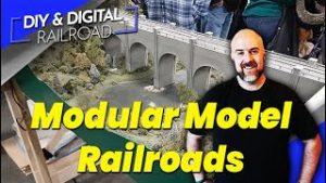 Modular Model Railroads: Coffee and Trains Episode 31