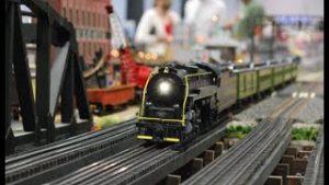 Greenberg Edison Model Train Show