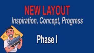 NEW MODEL RAILROAD LAYOUT (inspiration, concept, progress)