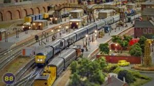 Trago Mills Model Railway Exhibition – 05/08/2021