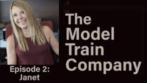 The Model Train Company #2: Janet