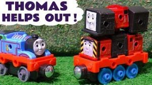 Thomas The Tank Engine Helps Out Toy Train Stories
