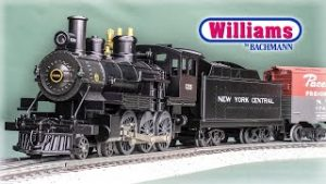 Williams by Bachmann O-Gauge Lakeshore Limited Model Train Set Review