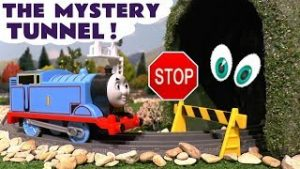Thomas and Friends Mystery Tunnel Toy Train Story