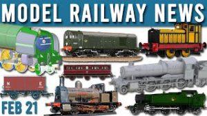 Model Railway News | February 2021 | Mind Those Manors!