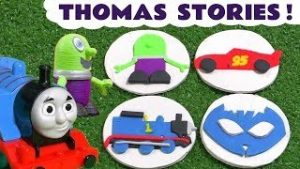 Thomas The Tank Engine Stories with Toy Cars and the Funlings