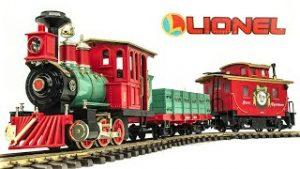 Vintage Lionel G-Scale The Ornament Express Electric Model Train Set Unboxing & Review