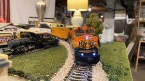 Running Ho Scale Trains & Locomotives Live