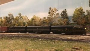 PRR & NH Model Trains at the RR Muesum of PA (8/21/2021)