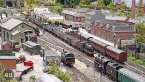 Signals Model Railway Club – Bovington Junction – N Gauge Model Railway