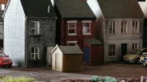 A look around the model railway