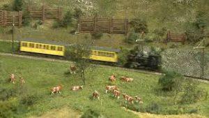 The Great Model Railroad Museum in Switzerland – Chemins de fer du Kaeserberg