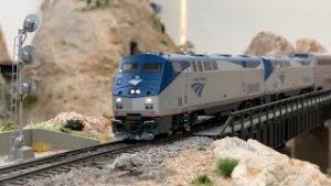 NON STOP HO Scale Model Trains Ep.27   Big Boy 4014, Amtrak P42s & SD60M Triclops  4K 