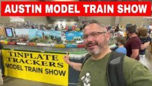 Austin Model Train Show 2021 – Model Railway – HO – Lionel – Lego Trains