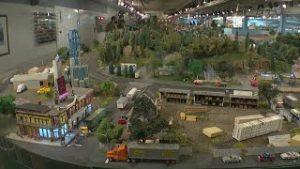 Railroad Club Creates Model Train Sets Of Real Tracks, Cities