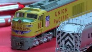 ScaleTrains Road Trip Visits the Crawford County Model Railroad Club (Illinois)