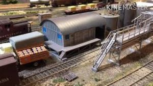 Model Railroad Adventures with Bill E71 – HO Scale Fuel Depot, Trains Running and Future Giveaway