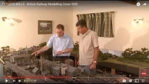 Tremendous Tetley Mills OO gauge model railway layout