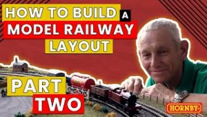 How To Build A Model Railway Layout – Laying Track Ballast