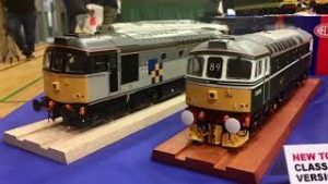 Model Trains 104 – MIOG (Modern Image 0 Gauge) exhibition, Hither Green TMD on Tour