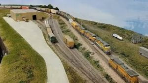 Layout Update-New Roads. Model Train Layout Built for Operations and Realism. Season 2019 Episode 19