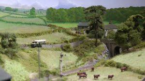 Amazing Ashburton Model Railway Layout