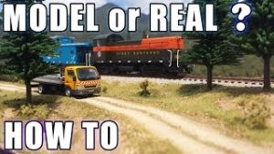 Realistic Scenery Volume 1 – Create scenery that looks real! – Model Railroads