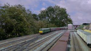 WatchingTrains – 40 – North East model railway – Trenholme Junction