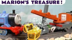 Thomas and Friends Digs and Discoveries Jack in Marion's Treasure toy train story