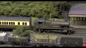 Brilliant Bodmin Model Railway Layout from the Great Western Railway 1928 era