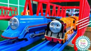 Which TOMY Thomas and Friends Train is the Fastest?