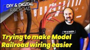 Making Model Railroad Wiring A Bit Easier