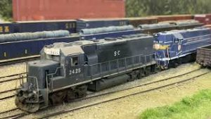 Seaboard Central Train 553 Part 1-Operations