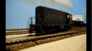 HO Trains Atlas HO Scale HH660/600 w/dcc and sound final result