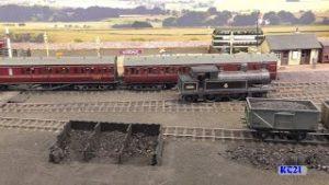 Kitedale Model Railway Layout