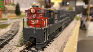 Operating Ho Scale Trains & Engines Live
