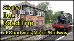 Road Trip to find a suitable Signal Box for Chadwick Model Railway | 139.