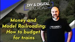 Budgeting for a Model Railroad: Coffee and Trains Episode 3