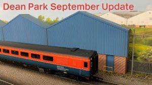 Model Railway | September 2021 Update | Dean Park 283