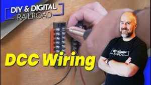 DCC:  How it works and How I Wire my DCC Model Railroad