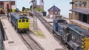 Brilliant Boston Frodsham Model Railway Layout
