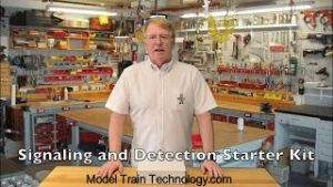 Signaling Starter Kit Explanation Video by Model Train Technology