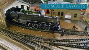 HO SCALE LAYOUTS IN SRI LANKA!!! (Part-3) |Fascinating!!!||Model Trains By Thinethra