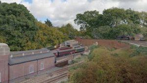 Watching Trains – 41 – North East model railway – Trenholme Junction