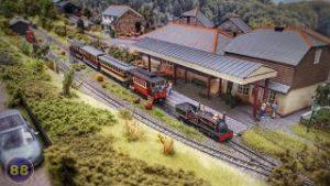 Small & Delightful – Model Railway Exhibition – Virtual Model Train Show