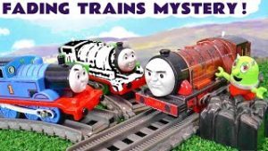 Thomas and Friends Toys MYSTERY Funlings Story