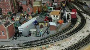 Smallton model Railway