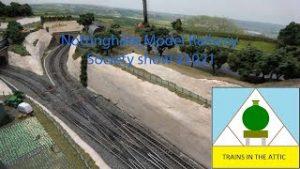 Nottingham Model Railway Society show 2021