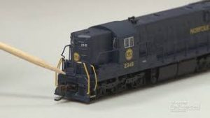 Model trains and model railroad tips from Cody's Office