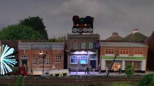 Dave`s Model Railway Bank Holiday Special